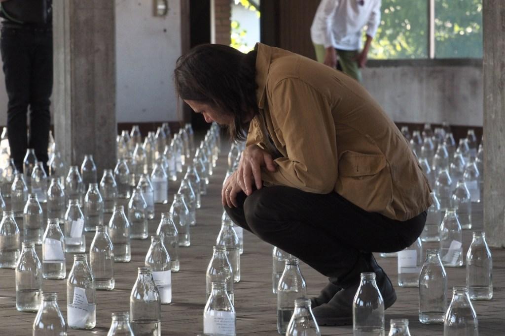 Amigdala La disobbedienza dell'acqua. Foto ©Mario Carlini