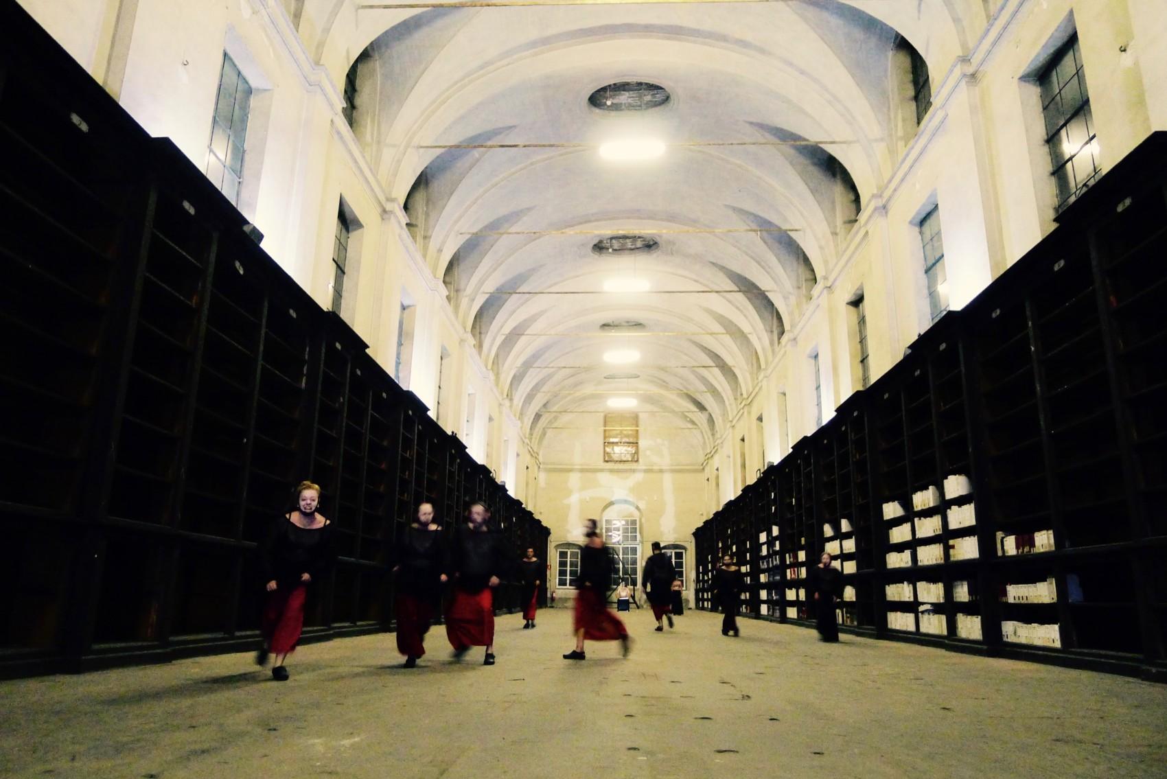 Lenz Fondazione, Purgatorio - © Francesco Pititto (12)