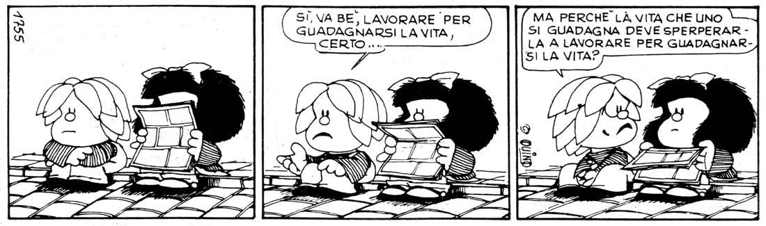 Mafalda – ©Quino