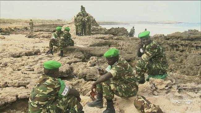 Mogadishu Soldier, Torstein Gruder