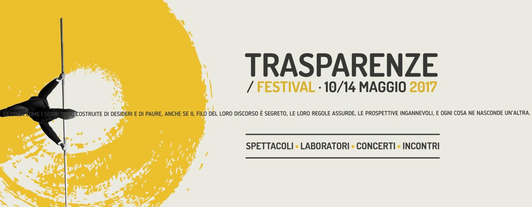 Trasparenze Festival 2017