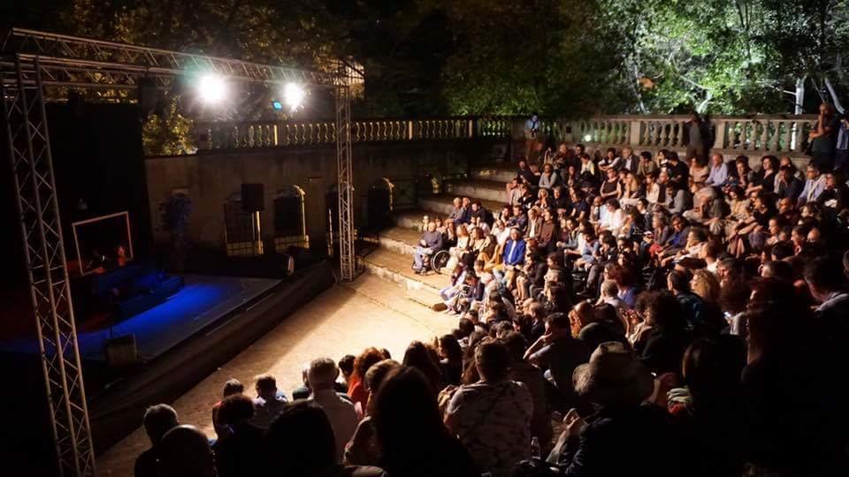 Anfiteatro. Foto ©Lucia Baldini