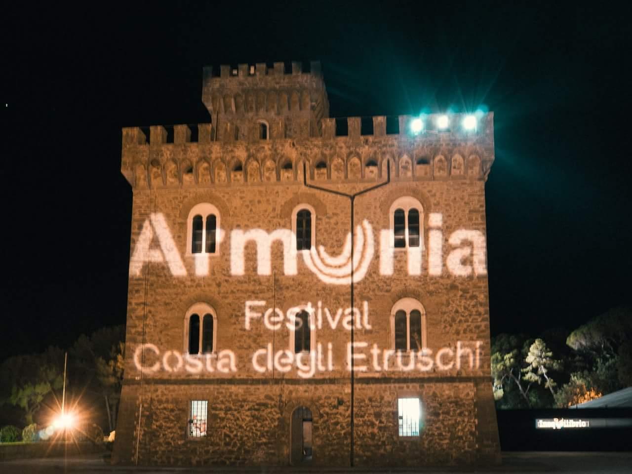 Castello Pasquini. Foto ©Lucia Baldini