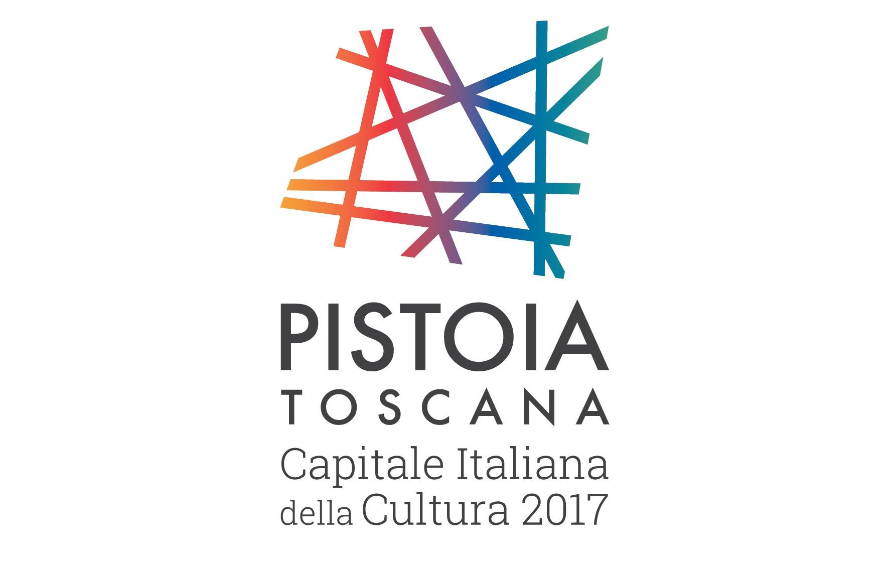 Logo ©Pistoia Capitale Italiana della Cultura 2017