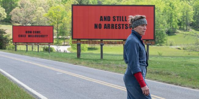 Three Billboards Outside Ebbing, Missouri, Martin McDonagh