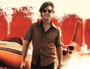 barry seal tom cruise poster