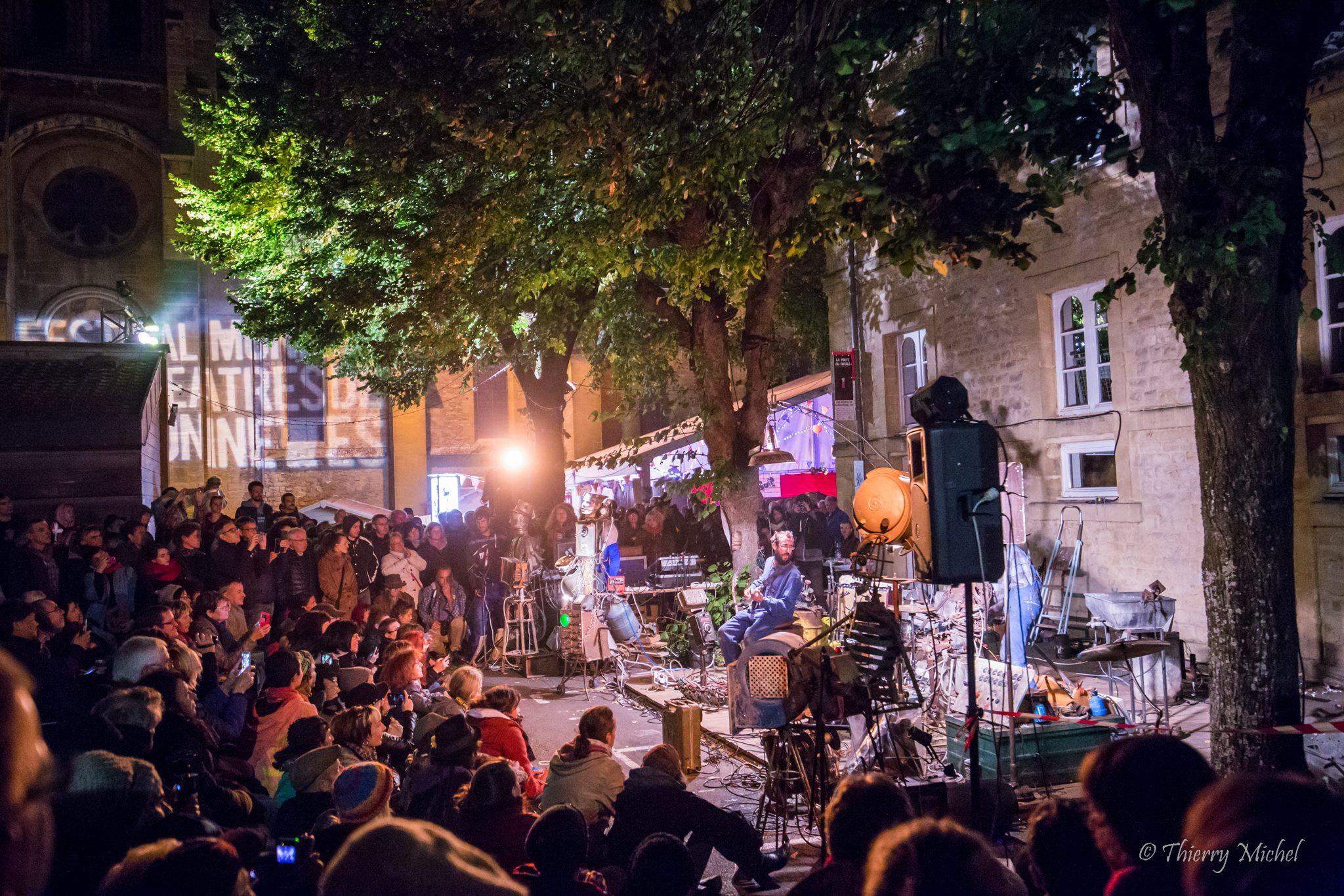 Espace Festival. Foto ©Thierry Michel