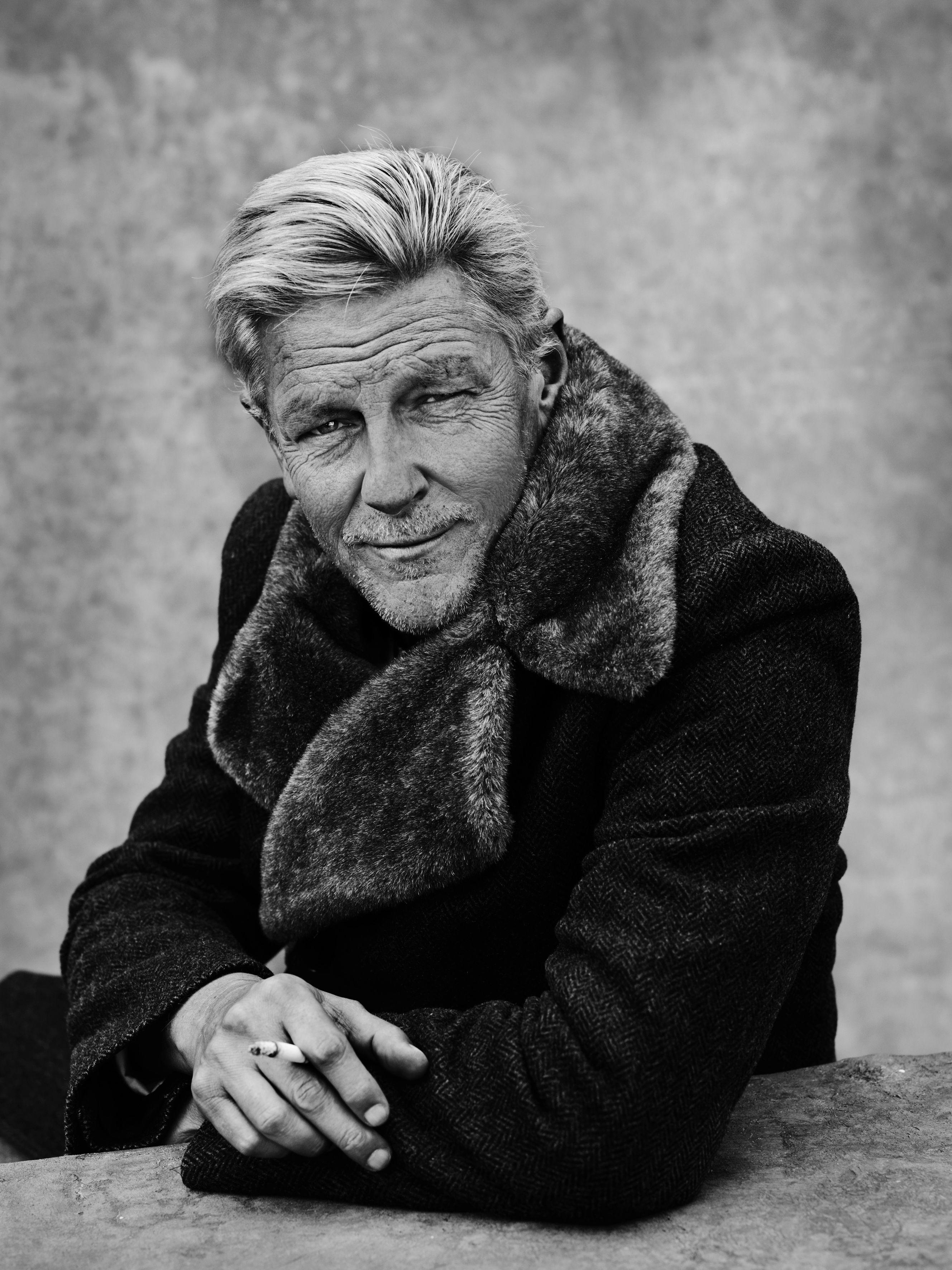 Jan Fabre. Foto ©Stephan Vanfleteren