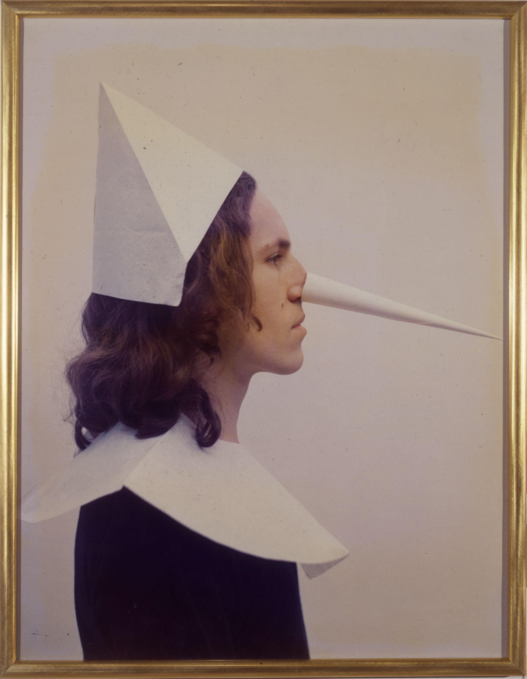Luigi Ontani Pinocchio (1972). ©Luigi Ontani