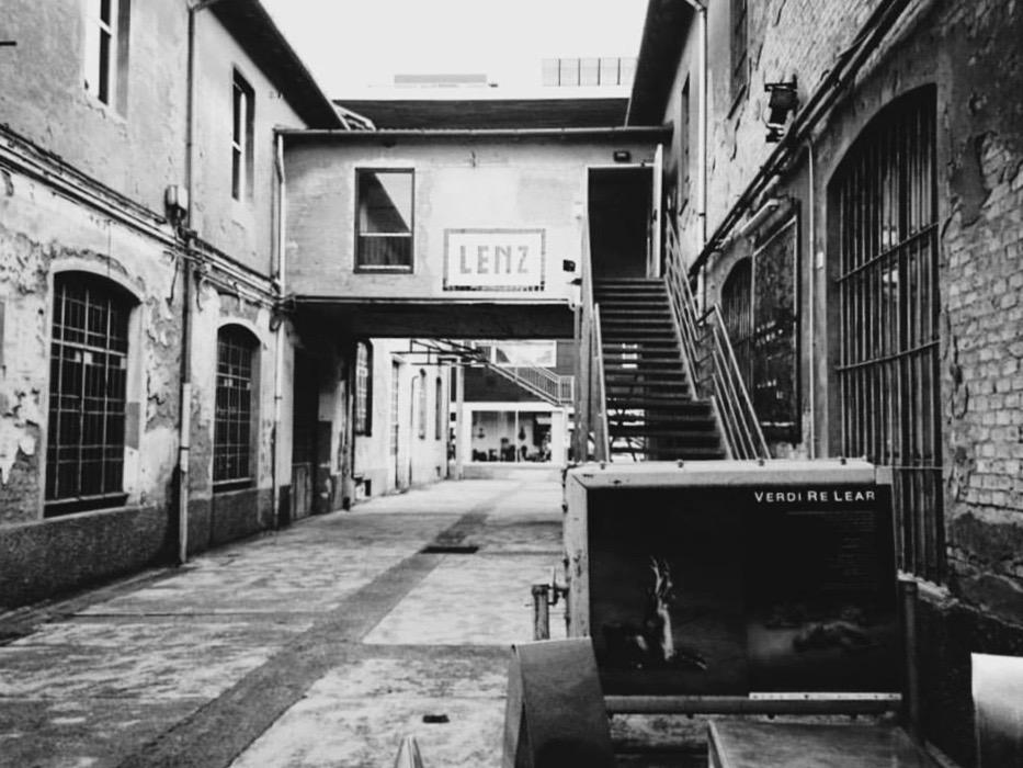 Lenz Teatro, in Via Pasubio, 3, Parma. Foto ©Lenz Fondazione