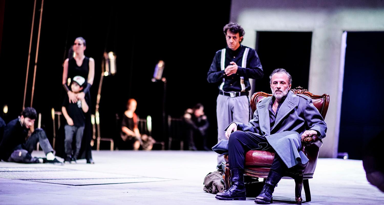 Teatro Bellini Glob(e)al Shakespeare. Foto ©Andrea Savoia | Francesco Squeglia