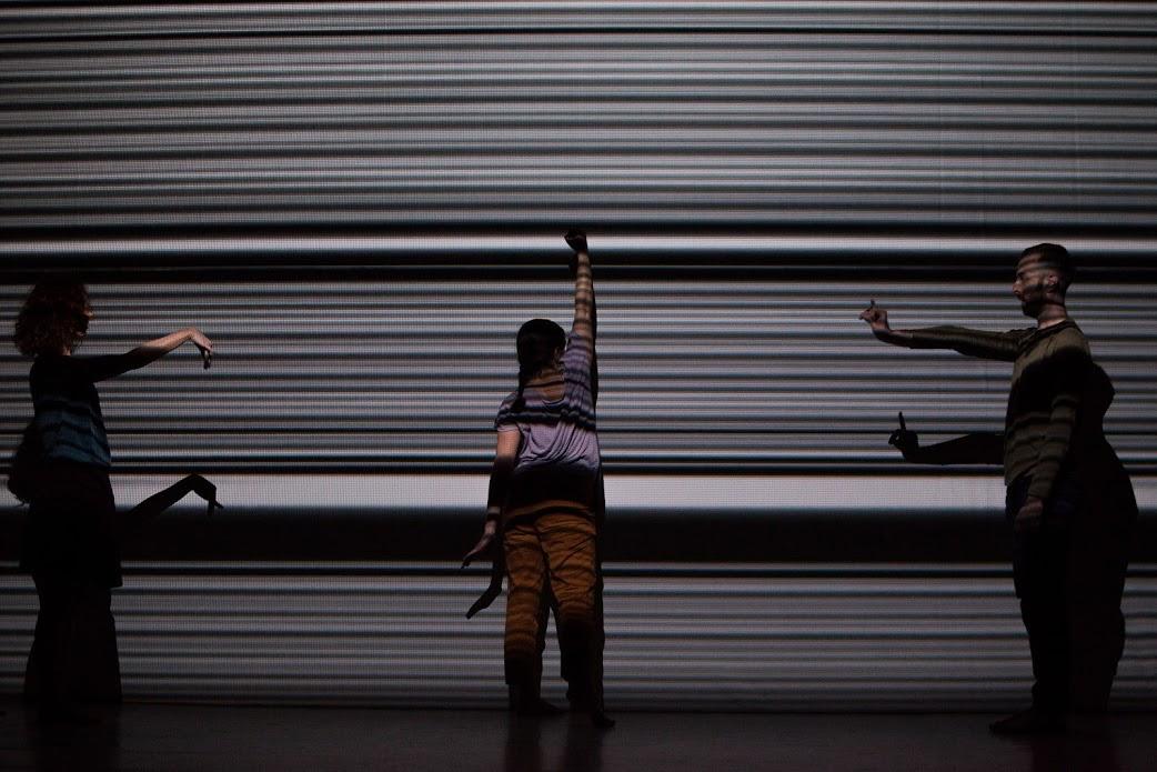 Salvo Lombardo/Chiasma Casual Bystanders. Foto di scena ©Carolina Farina