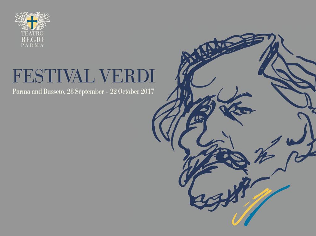 Locandina Festival Verdi 2017