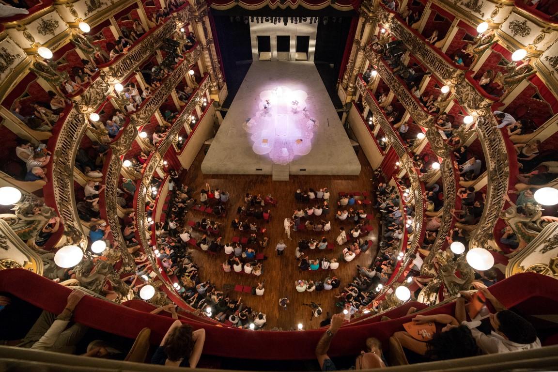Teatro Bellini Glob(e)al Shakespeare. Foto ©