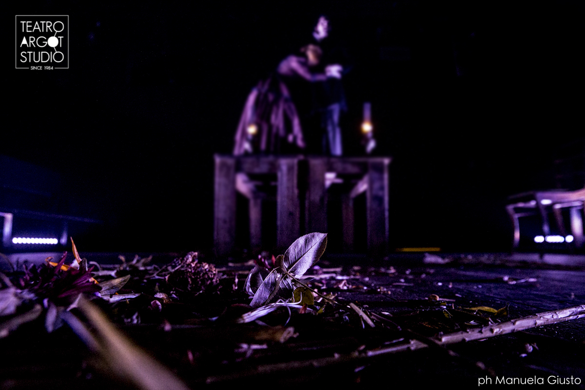 Foto di scena ©Manuela Giusto_Teatro Argot Studio