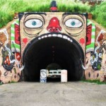 Mr. THOMS RisucchiAttore (2012), Tunnel del Quadraro.  Foto ©Giulia Iani
