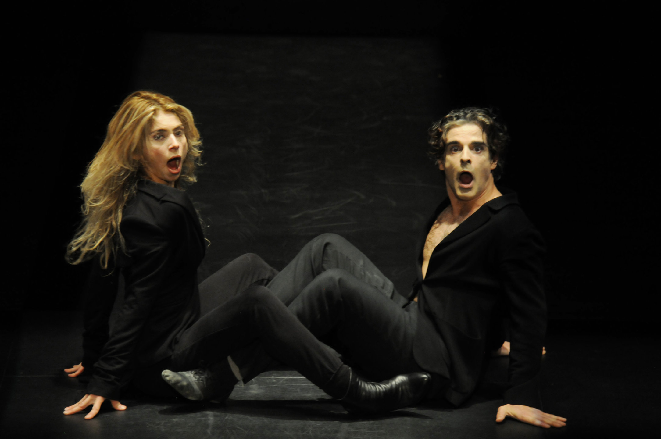 Theodoros Terzopoulos Encore. Foto di scena ©Johanna Weber
