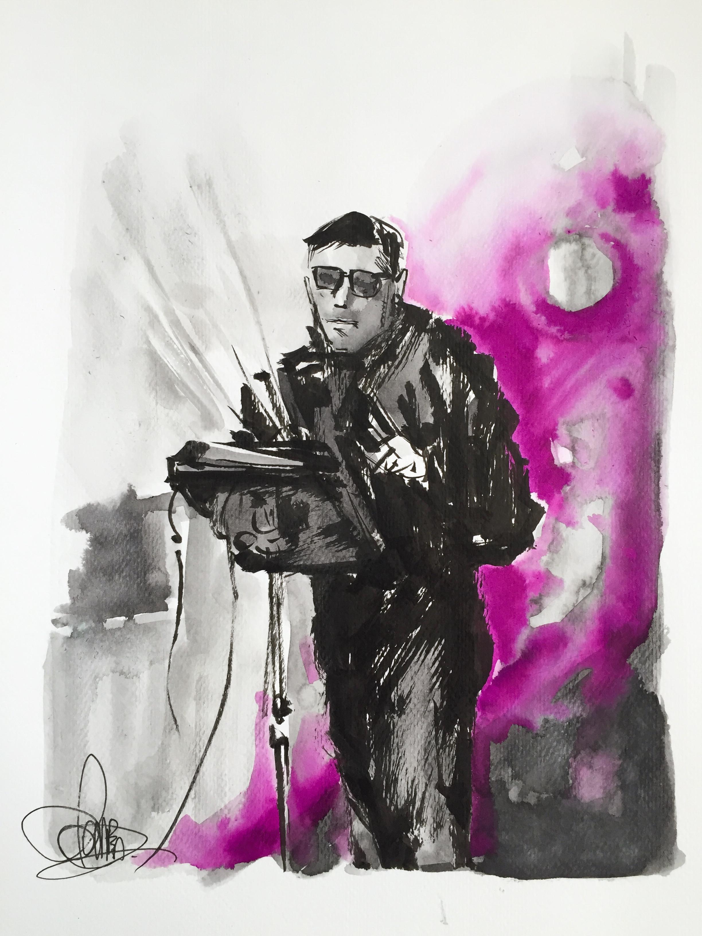 PercussionMan L I M ©Andrea Musso