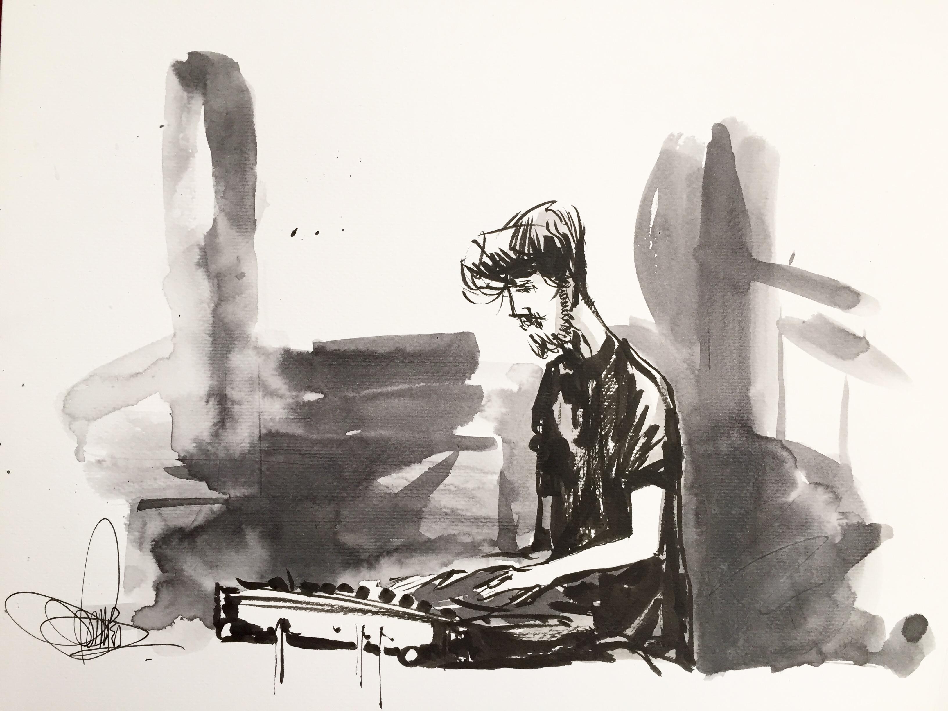 PianoMan Lewis Capaldi ©Andrea Musso