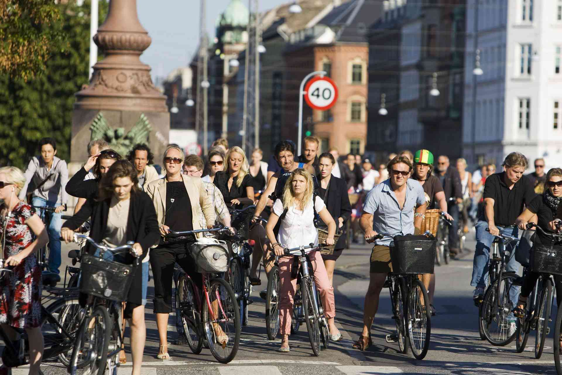 Copenaghen Bike Life. ©Kasper Thye