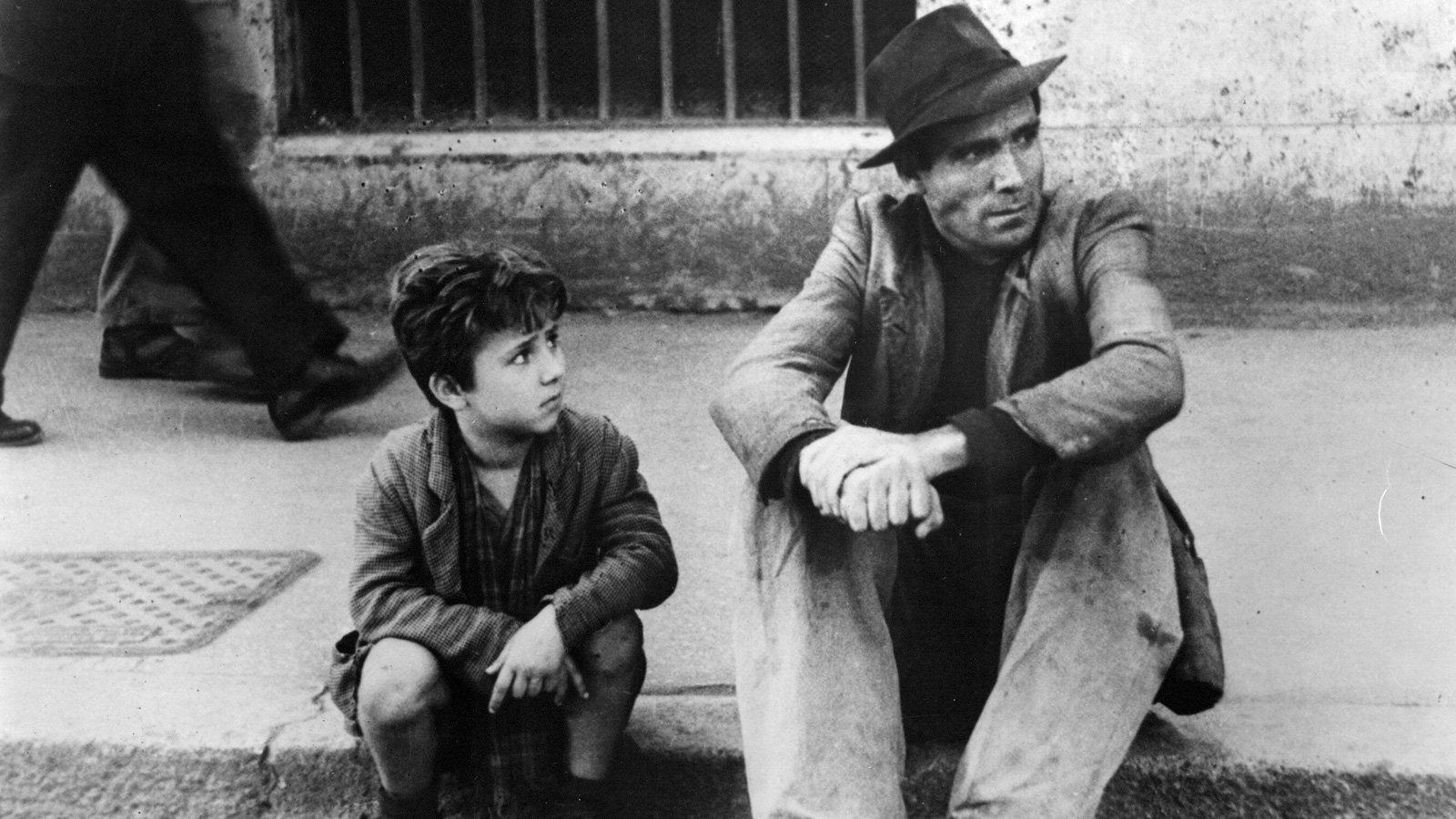 Vittorio De Sica Ladri di biciclette (1948)