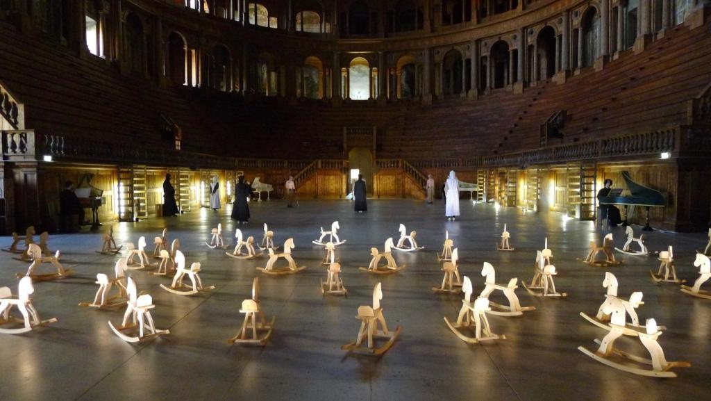 Lenz Fondazione Il Grande Teatro del Mondo. Foto di scena ©Francesco Pititto