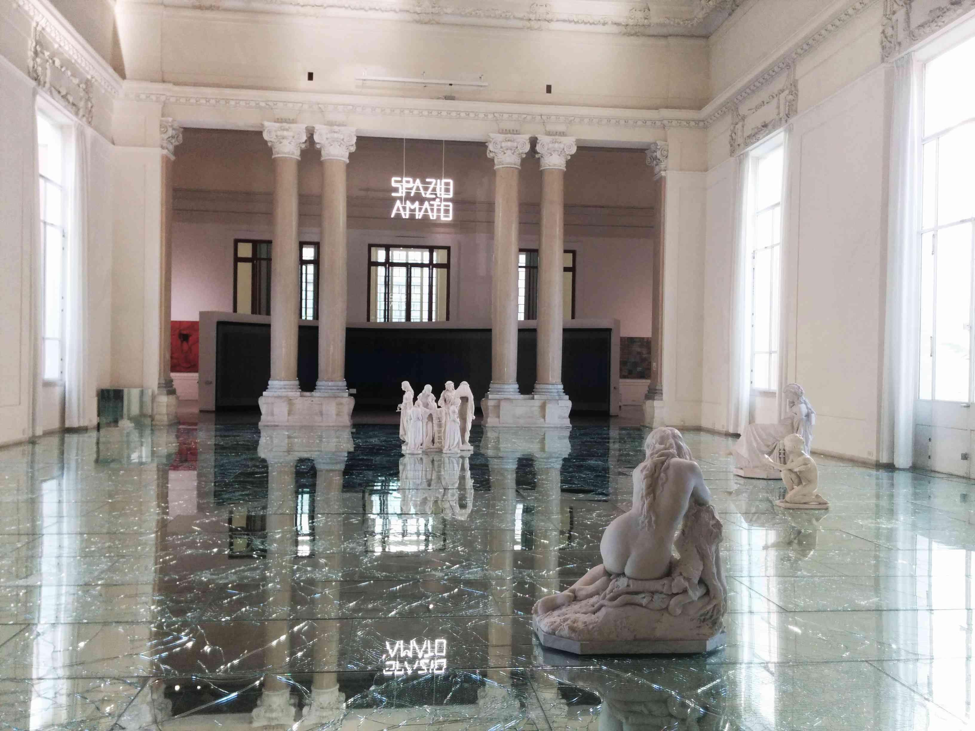 Alfredo Pirri Passi (2011-16). Galleria Nazionale d'Arte Moderna, Roma