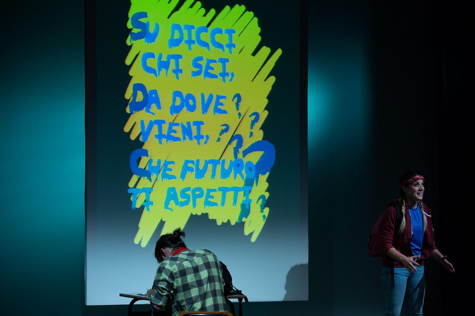 InQuanto Teatro Storto. Foto di scena ©Ilaria Scarpa