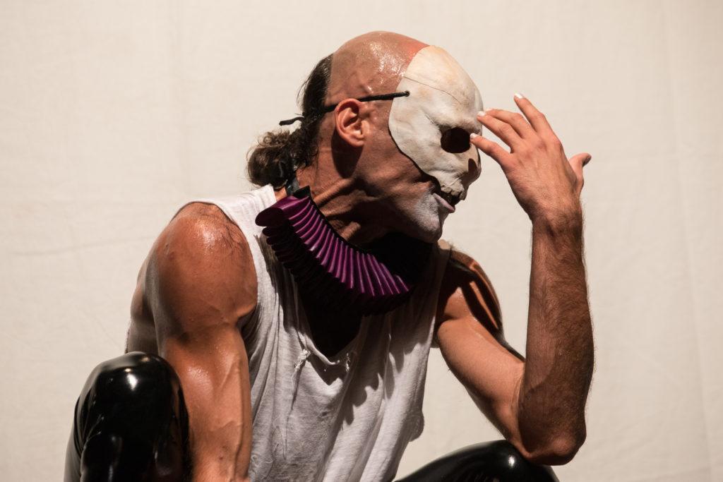 Fortebraccio Teatro Sei. Foto di scena ©Claudia Pajewski