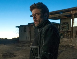 Benicio Del Toro in SICARIO: Day of the Soldado