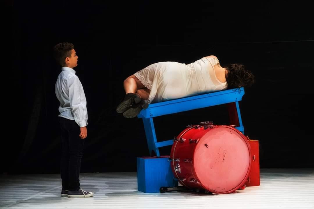 Generazione Eskere Domino. Foto di scena ©Annalisa Raggio