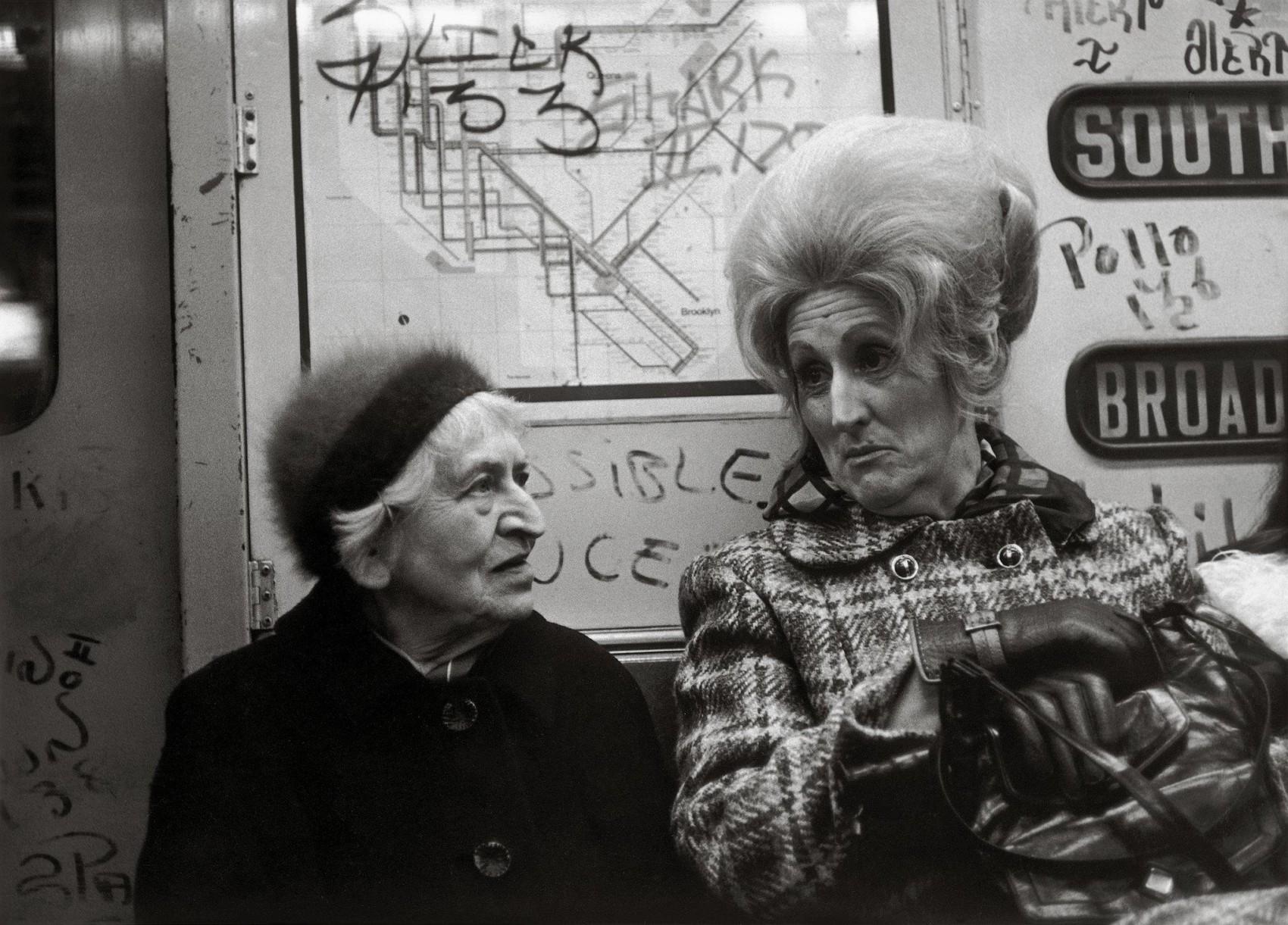 Helen Levitt New York (1978) ©Galerie Thomas Zander, Cologne