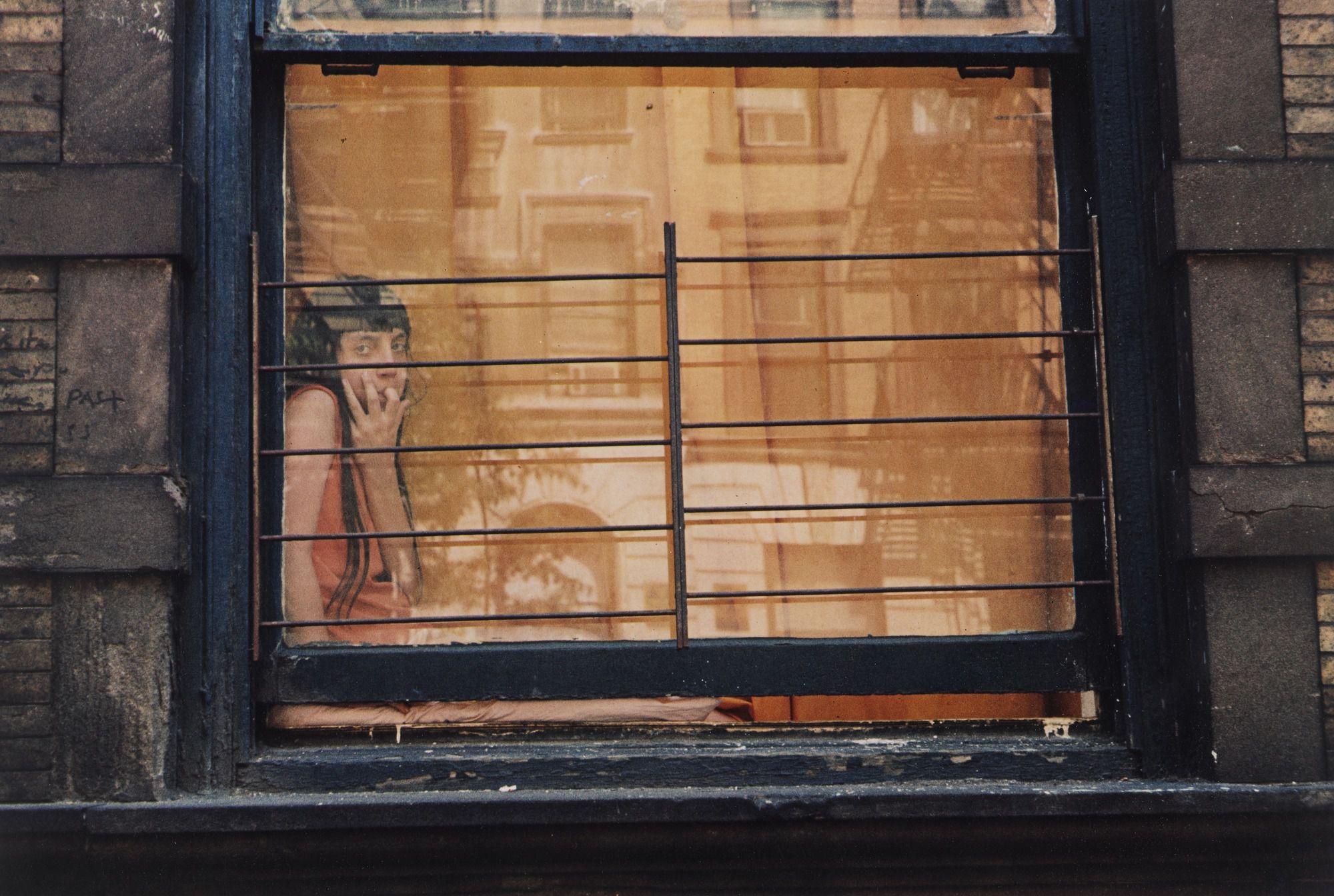 Helen Levitt New York (1971-74) ©MoMA, New York