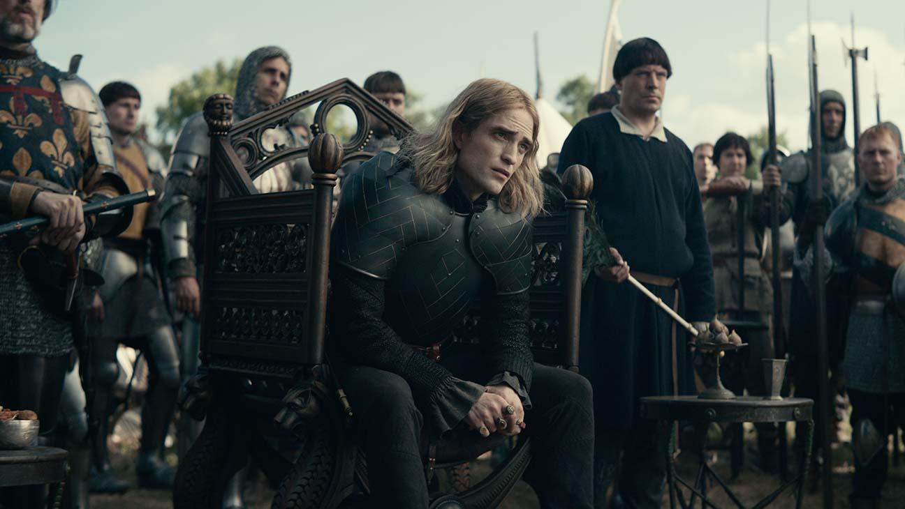 The King - Robert Pattinson - Photo Credit: Netflix